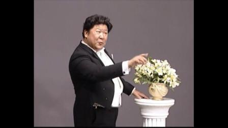 """""""快给大忙人让路—歌剧《赛维利亚理发师》,作曲:罗西尼,刘克清演唱."""