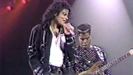 Michael Jackson - Bad Live