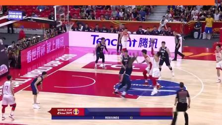 【王者体育直播】2019篮球世界杯 中国男篮VS韩国 全场集锦~