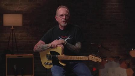 Fender Custom Shop 70th Broadcaster tele