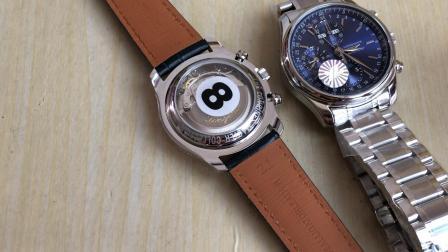 YL浪琴制表传统系列月相  名匠系列7751计时腕表
