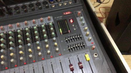 15寸音响设备一套测试
