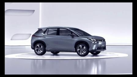 广汽新能源埃安V开启预售  打造下一代智能SUV-优酷汽车