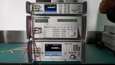 8 - 8588A直流电流测量讲解和操作