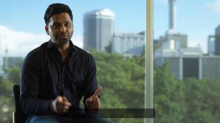 奥大学习体验分享——数字安全专业硕士生 Nitish