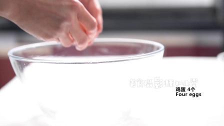 不败的戚风蛋糕卷 手残党也能成功山西太原美食摄影师知止堂制作