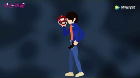 《捷德奥特曼》自制合体变身创意动画!最初的变身.mp4
