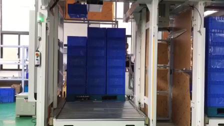膏体灌装机器人自动化生产线 苏州超群智能科技 美国高露洁无尘车间