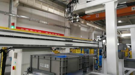 PMC机械手为日本著名汽车零部件生产商提供的无人生产车间
