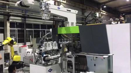 礼恩派华光汽车部件精密螺母埋入取出自动化生产线 苏州超群智能