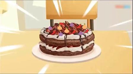 小马公主:女生们做蛋糕比赛,只有苹果嘉儿和暮光闪闪做得最好.mp4