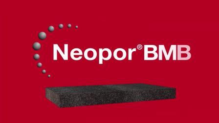 采用巴斯夫生物质平衡Neopor制成的低碳保温材料