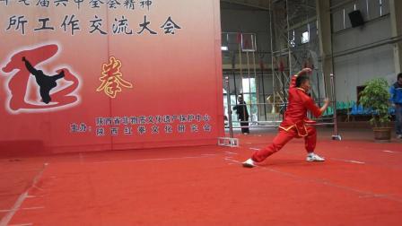 郭西魁小红拳