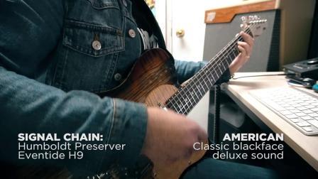 【沈阳音色地带】DSM Simplifier 吉他前级 后级 箱体模拟
