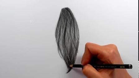石家庄九方画室|头发的画法~.mp4