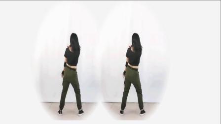 上林三区广场舞拍打经脉健身操