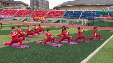 今天是你的生日我的中国——舒韵瑜伽