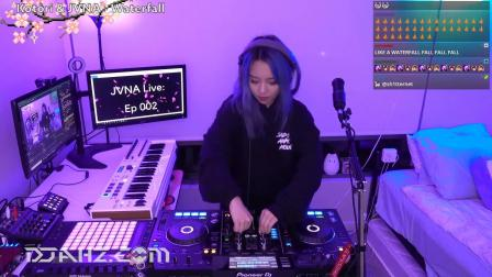 DJ JVNA Live直播 Ep002  Dimensions  Future Bass Dubstep