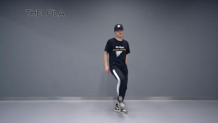 [潮引力舞蹈]洛阳街舞hiphop基本元素分解跟练教学教材干货——第四期