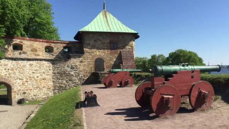 09 第九集《参观奥斯陆市政厅&阿克斯胡斯城堡》