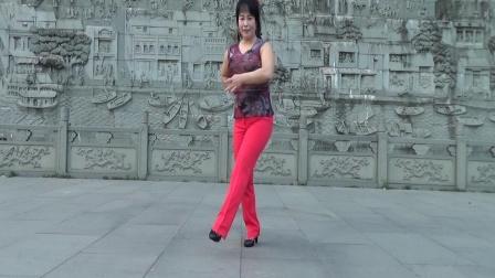 zhanghongaaa自编精选全民健身舞蹈 兰花花也可对跳 原创