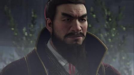 动画片——刘备脱身