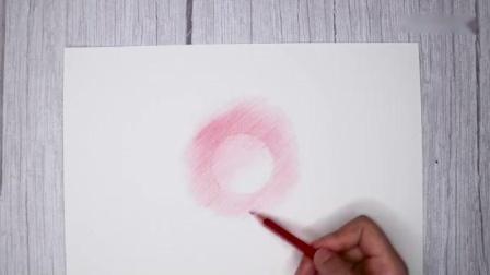 04-彩铅水珠示范与讲解