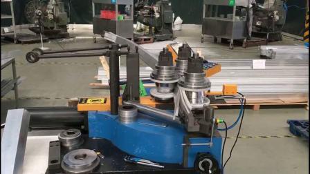 数控滚弯机 汽车复杂型材弧杆件