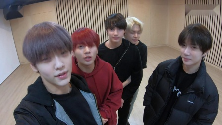 [T:TIME] TXT's Dance Game Competition - TXT