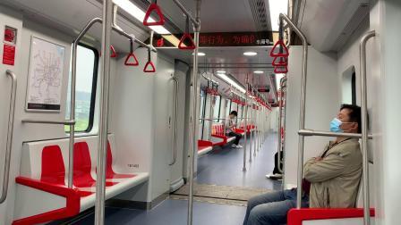 上海地铁16号线(抹茶二世1647)鹤沙航城-周浦东