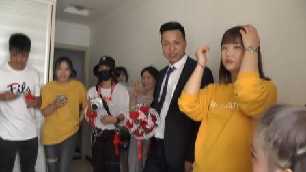 张豪&柯婉君婚礼2020.4.30鄂州汀祖爱你一生婚庆