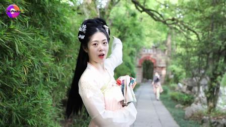 """网红""""辣条""""携iQOO Neo3游南浔古镇,沙雕碰上汉服会有多美?"""