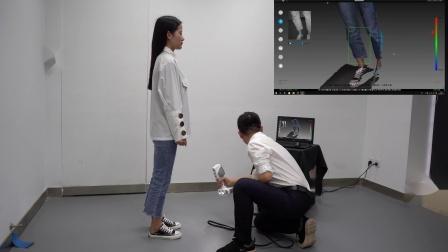 iReal彩色3D扫描仪人体全身快速扫描-思看科技