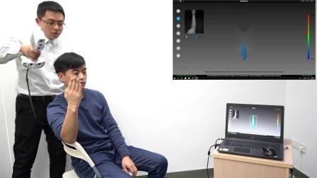 iReal彩色三维扫描仪手臂快速扫描-思看科技