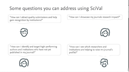 SciVal: Enhance your research strategy