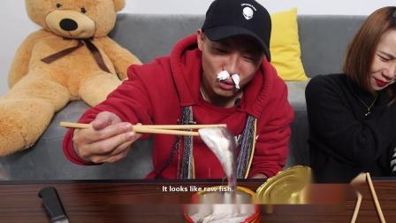 世界最臭鲱鱼罐头爆煮中国最臭螺蛳粉!呕~臭死人!