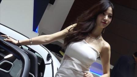 150412 2015 首尔车展 韩国美女模特 车模 한민영(韩敏英)