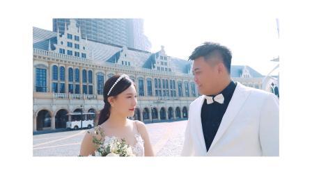 青岛婚纱照幸福映像旅拍