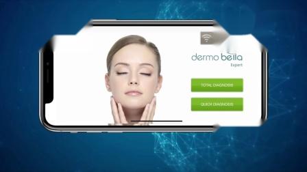 [Chowis] Dermobella Skin 如何将苹果手机和平板与皮肤诊断仪在软件上连接.mp4
