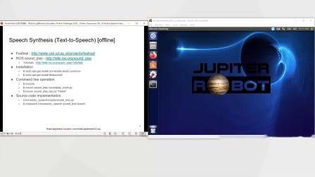 [Online Challenge 2020 OP] 03 Robot Speech Interaction (1/2) | @HomeEDU