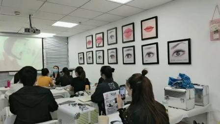 纹绣培训费用 匠昕美妆商学院终身免费复学进修