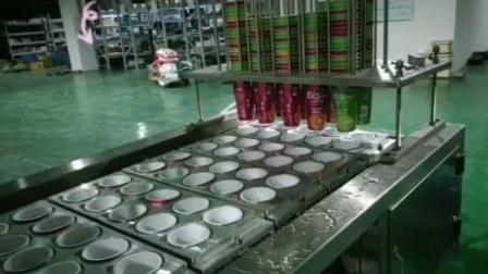 杯装饮料生产线 中小型果汁茶灌装机 饮料生产线全套生产线厂家 注塑杯饮料灌装封口机(进诚品牌灌装机)