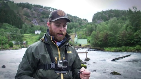 FLY TV - Salmon Fishing Tactics in Årøy and Osfossen (Neteland Brothers)