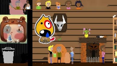 躲猫猫游戏:第1把老沙被抓了,第2把老沙也被抓,我能躲过屠夫吗