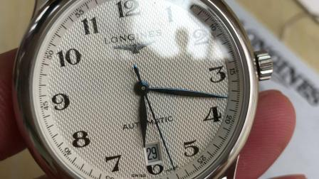 KZ浪琴制表传统系列腕表 L619机芯