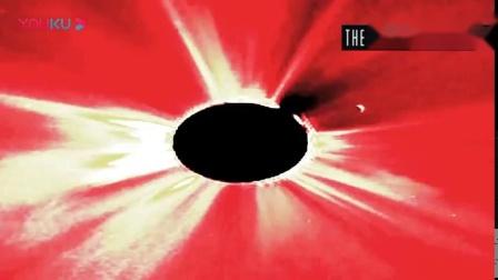 UFO目击太阳附近UFO异常现象!_高清