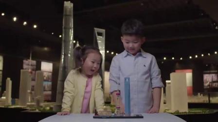 上海环球金融中心宣传片,乌兰图娅·朵