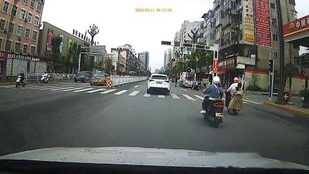 陕西·安康市汉滨区巴山东路(西向)