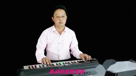 《爱的奉献》电子琴音乐-512护士节