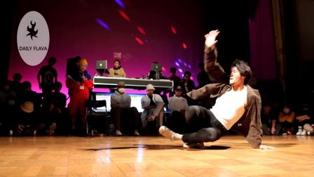 Bboy Illz 2018-2020. Flow and freeze tricks from the Bboy World All Star